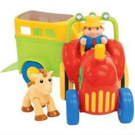 Игровой развивающий центр - трактор с лошадкой, KiddieLand