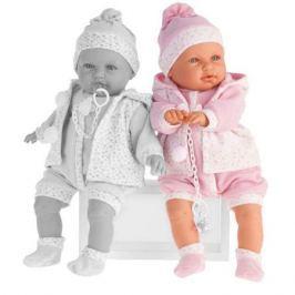 Кукла Бенита в розовом, озвученнная, 55см, Antonio Juan Munecas
