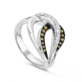 Кольцо из серебра VALTERA 46487