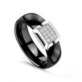 Кольцо керамика из серебра VALTERA 74311