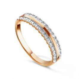 Кольцо из розового золота 80281