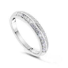 Кольцо из серебра VALTERA 56503