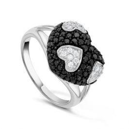 Кольцо из серебра VALTERA 42118