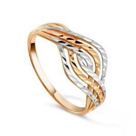 Кольцо из розового золота 80285
