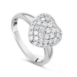 Кольцо из серебра VALTERA 46663