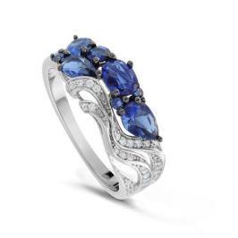 Кольцо из серебра VALTERA 87707