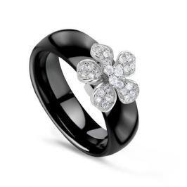 Кольцо керамика из серебра VALTERA 74272