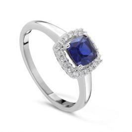 Кольцо из серебра VALTERA 56595