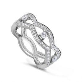 Кольцо из серебра VALTERA 59740