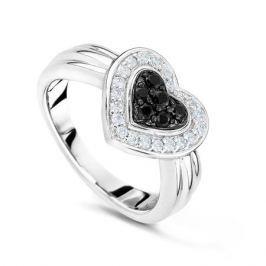Кольцо из серебра VALTERA 41445