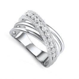 Кольцо из серебра VALTERA 91619