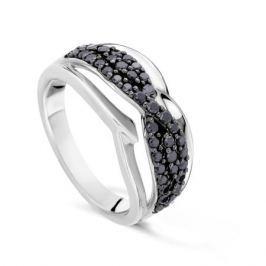 Кольцо из серебра VALTERA 44236