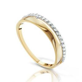 Кольцо из розового золота 87815