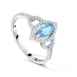 Кольцо из серебра VALTERA 42259
