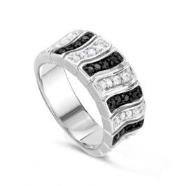 Кольцо из серебра VALTERA 46053