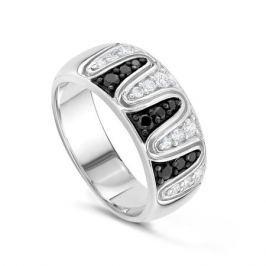 Кольцо из серебра VALTERA 42936
