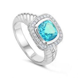 Кольцо из серебра VALTERA 42841