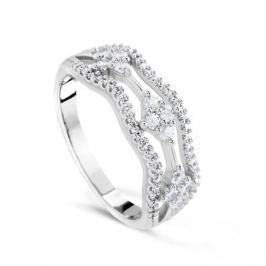 Кольцо из серебра VALTERA 73486