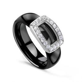 Кольцо керамика из серебра VALTERA 70582