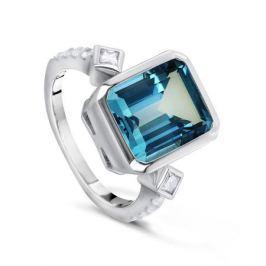 Кольцо из серебра VALTERA 66481