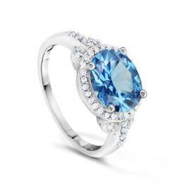 Кольцо из серебра VALTERA 42305