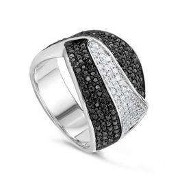 Кольцо из серебра VALTERA 45099