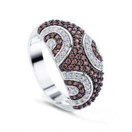 Кольцо из серебра VALTERA 48651