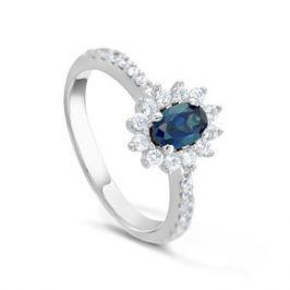 Кольцо из серебра VALTERA 46613