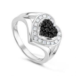 Кольцо из серебра VALTERA 46589