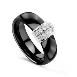 Кольцо керамика из серебра VALTERA 74302