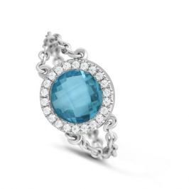Кольцо из серебра VALTERA 84846