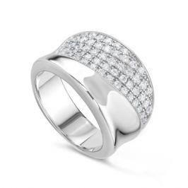 Кольцо из серебра VALTERA 46682