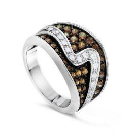 Кольцо из серебра VALTERA 44283