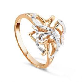 Кольцо из розового золота 81613