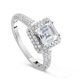 Кольцо из серебра VALTERA 66128