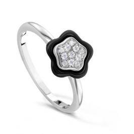 Кольцо керамика из серебра VALTERA 79565