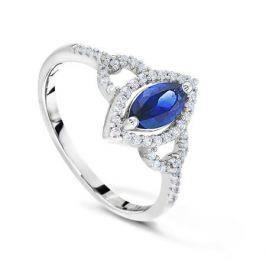 Кольцо из серебра VALTERA 42251