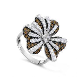 Кольцо из серебра VALTERA 42321
