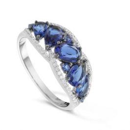 Кольцо из серебра VALTERA 87641