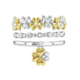 Кольцо из серебра VALTERA 92506