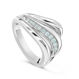 Кольцо из серебра VALTERA 46451