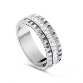 Кольцо с бриллиантами из белого золота VALTERA 54366