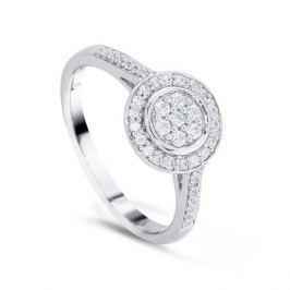 Кольцо из серебра VALTERA 28661