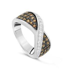 Кольцо из серебра VALTERA 43115