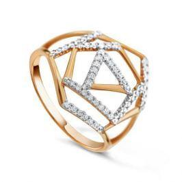 Кольцо из розового золота 81594