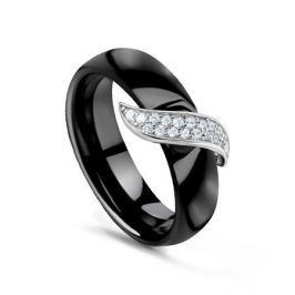 Кольцо керамика из серебра VALTERA 76984
