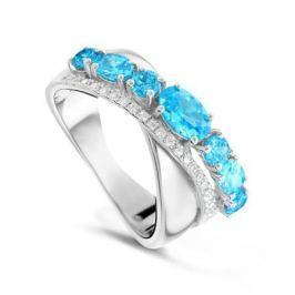 Кольцо из серебра VALTERA 87645