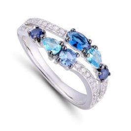 Кольцо из серебра VALTERA 91558