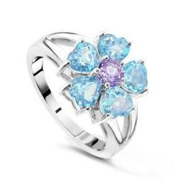 Кольцо из серебра VALTERA 45199