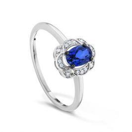Кольцо из серебра VALTERA 82451